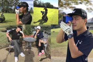 ゴルフYouTuber「へたっぴゴルフ研究所」が舞台女優とラウンドして分かった!【GPS】【レーザー】距離計測器どっちも役に立つ件